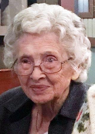 Mary Frances Toland Hamilton