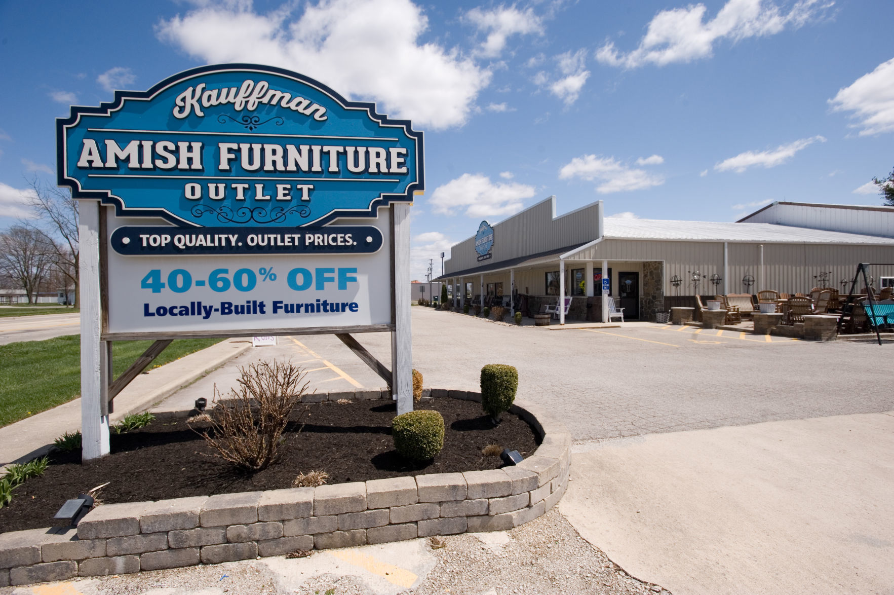 SHOP LOCAL: Kauffman Amish Furniture Outlet Going Strong