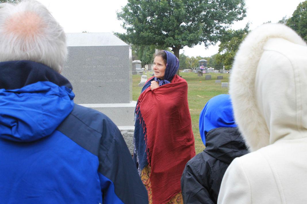 Cemetery Walk cold