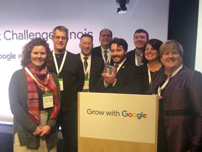 Google grant announcement