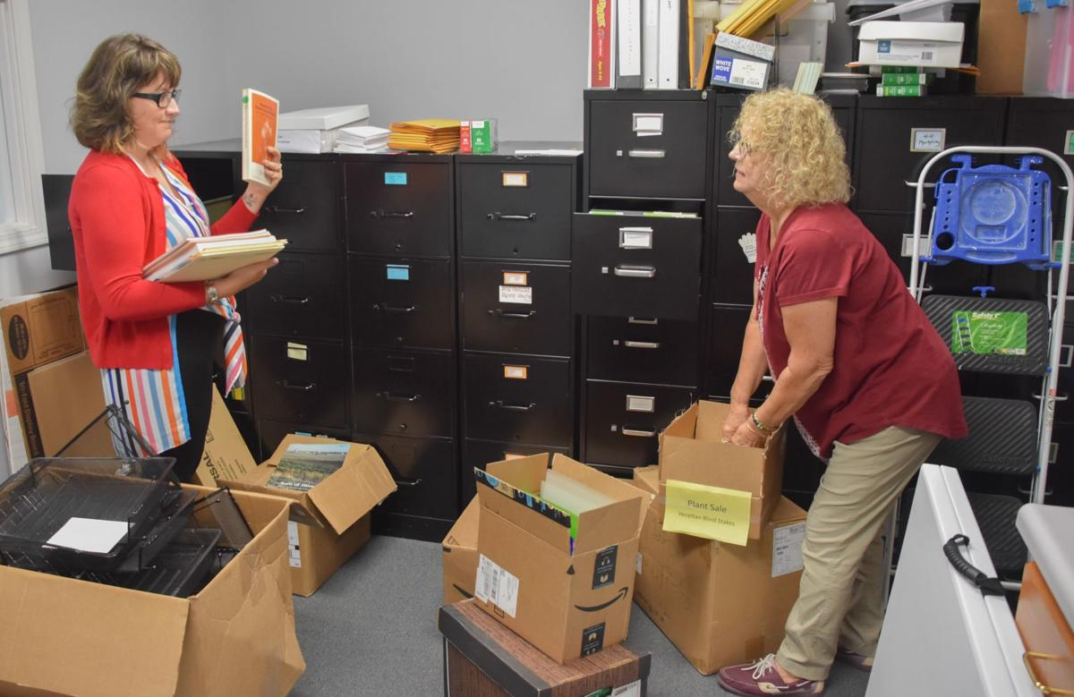 Coles County Extension office move