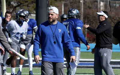 on sale 54c46 4c95a That's jogging!' EIU's fast-paced first practice shows ...