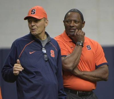 Roy Wittke and Dino Babers