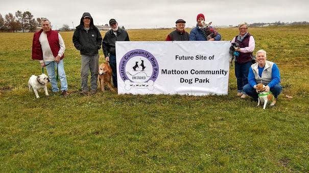 Mattoon Dog Park Campaign Officially Kicks Off On Giving Tuesday