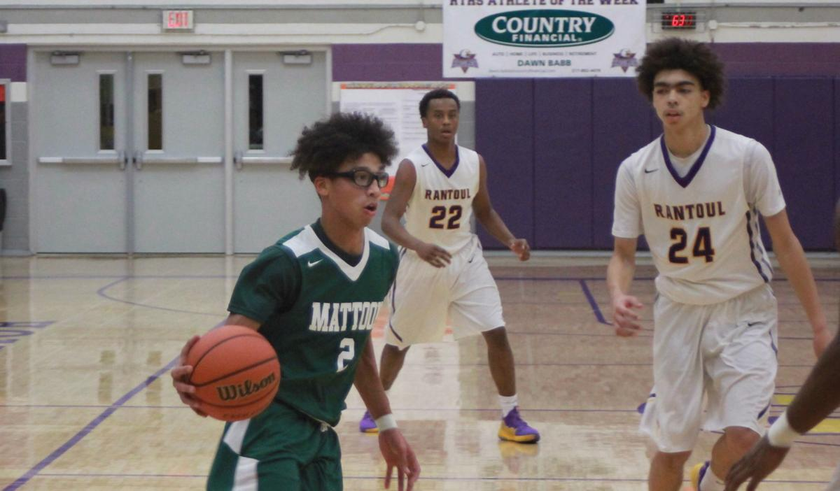 Mattoon basketball 01/11/19