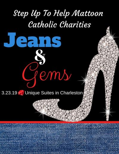 Catholic Charities to hold Jeans & Gems benefit March 23