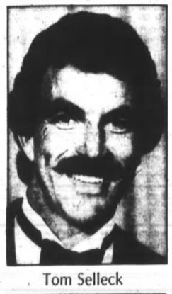 Selleck, mustache