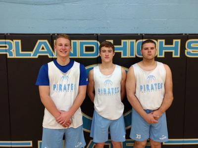 Cumberland boys' basketball