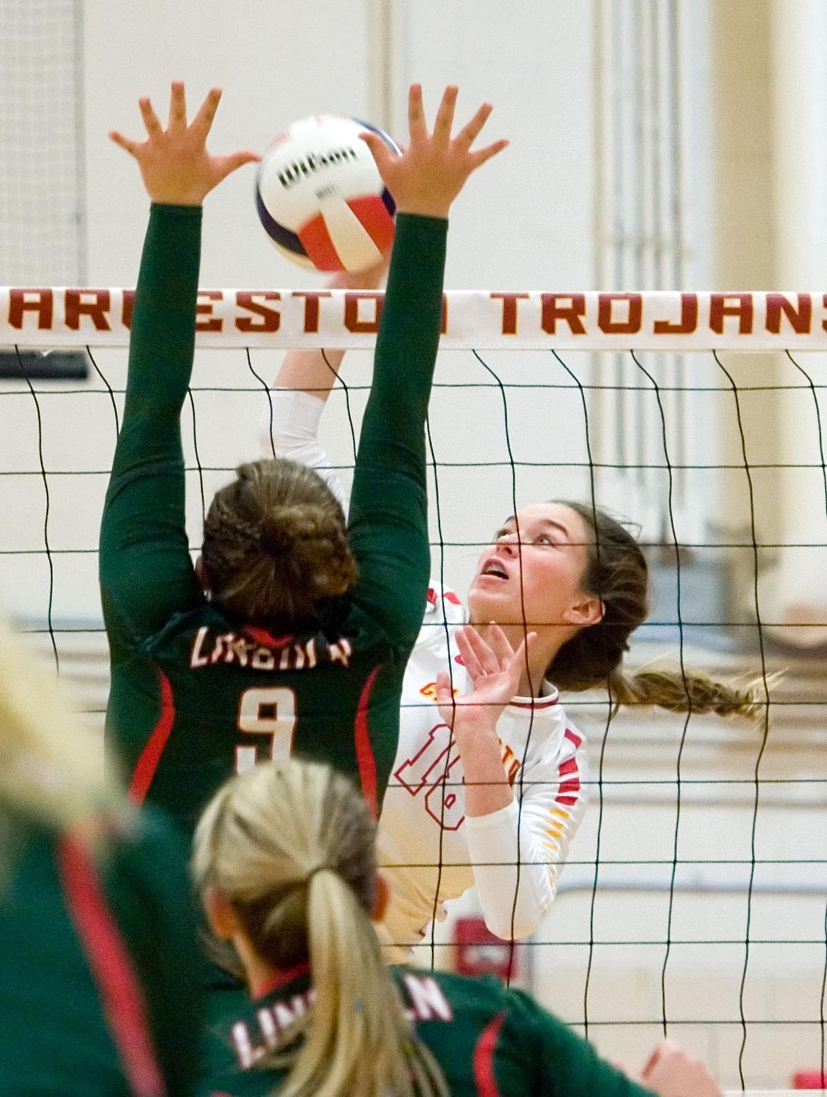 CHS Volleyball 10/12/17