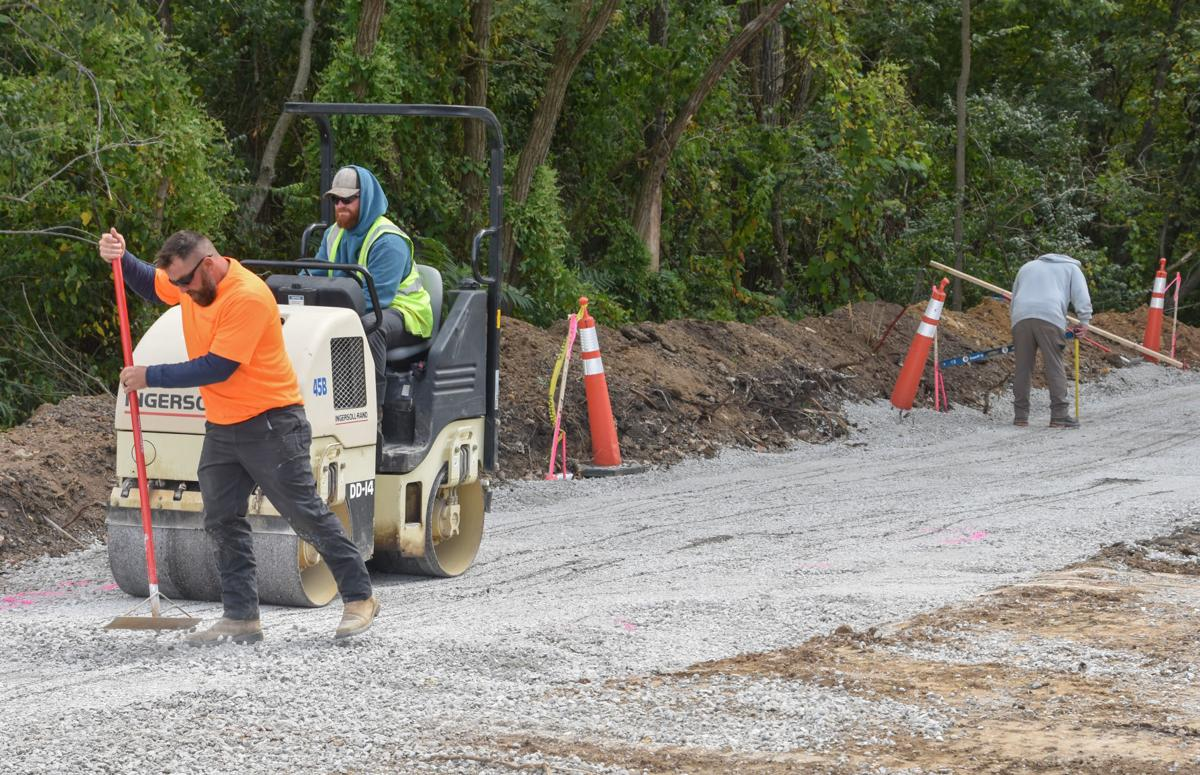 Year in review: Lake Charleston work