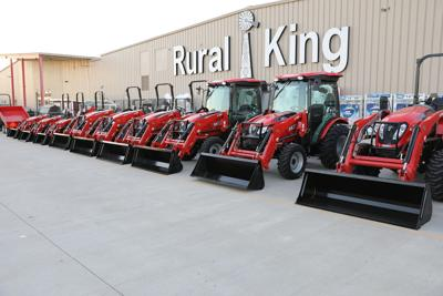 Rural King tractors
