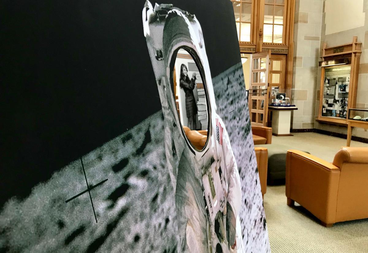 Apollo exhibit 2 01 29 19 the moon landing