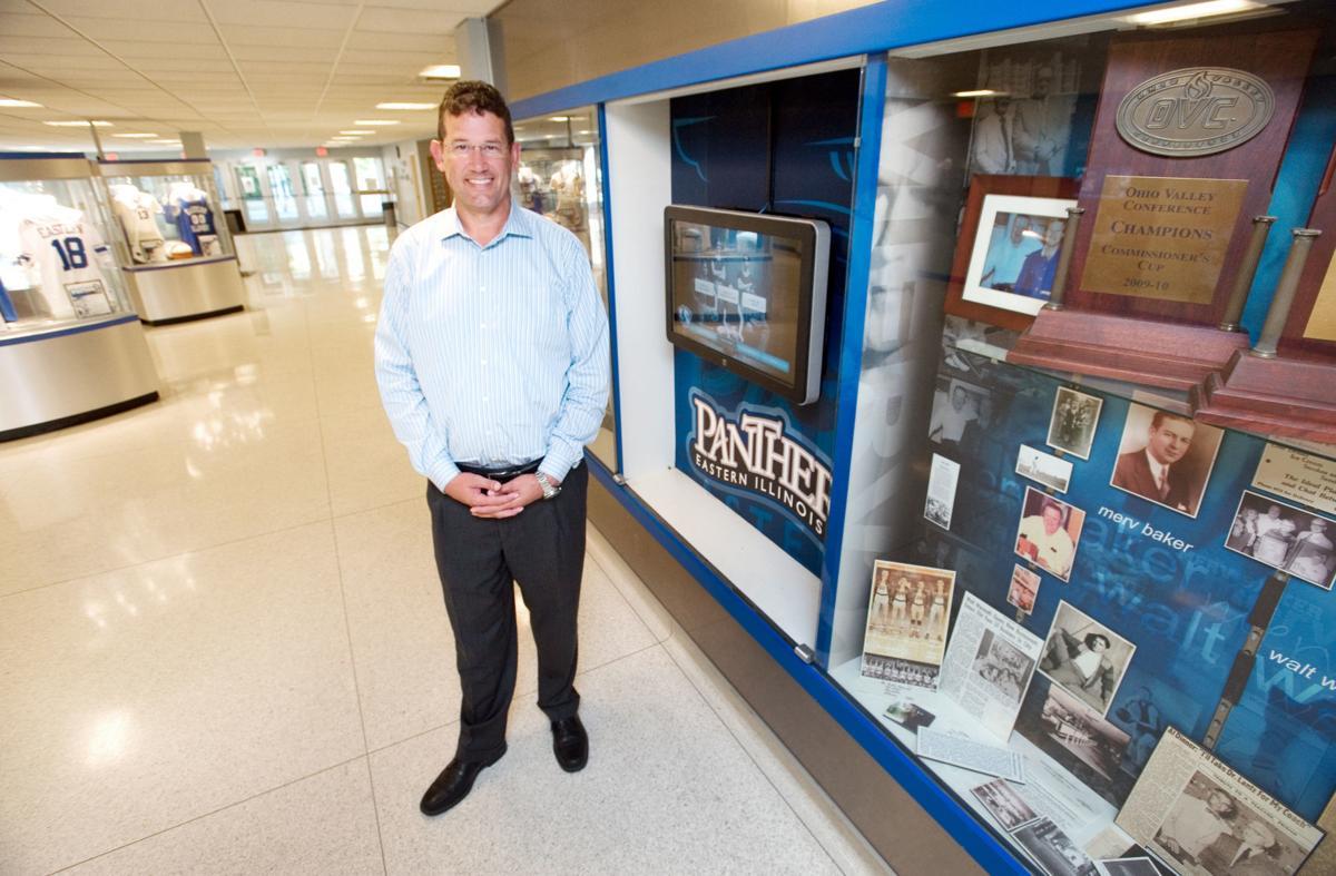 Eastern Illinois University - Tom Michael 09/28/17