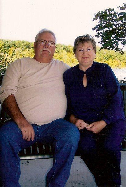 Bob and Pat Hill, Anniv