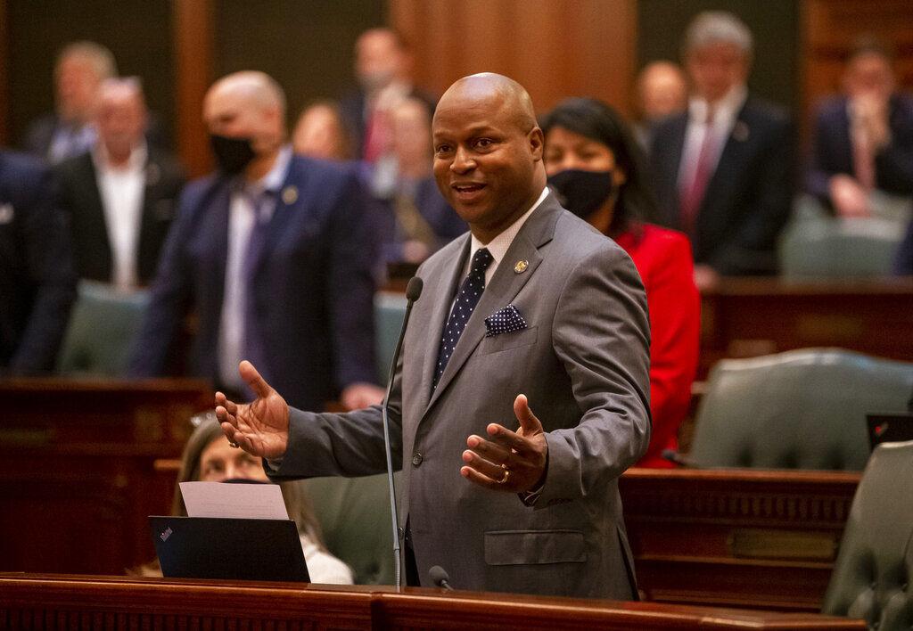 Illinois Legislature (copy) (copy)