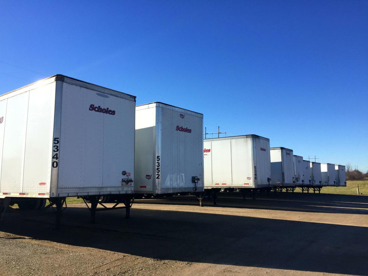 J.G. Scholes Trucking