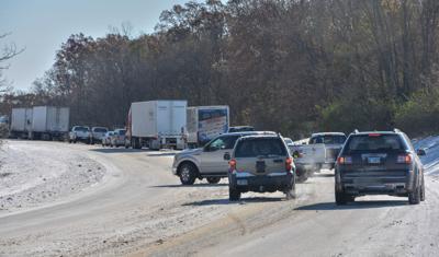 Illinois Route 130 traffic