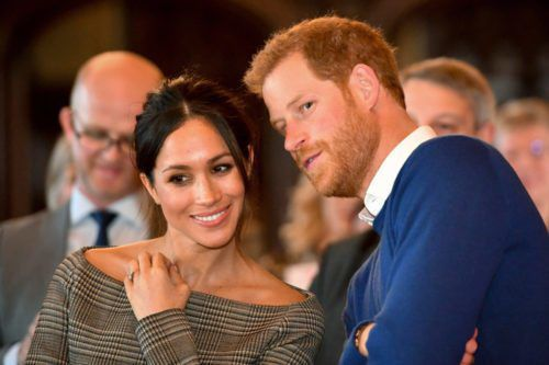 Meghan Markle Makes Headlines After Attending Her First Official Evening Affair