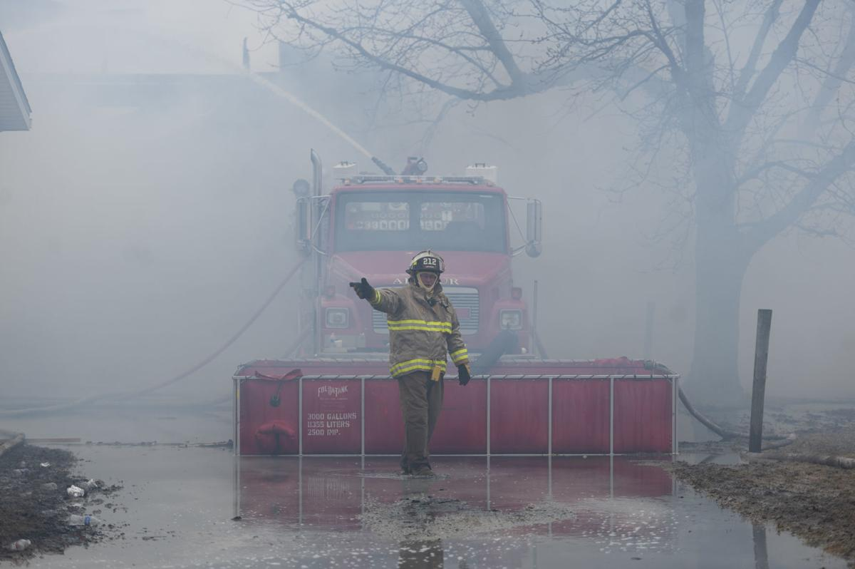 Helmuth Custom Kitchens Fire 1 (03/15/19)