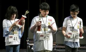 Nevada fifth-grader wins Globe spelling bee