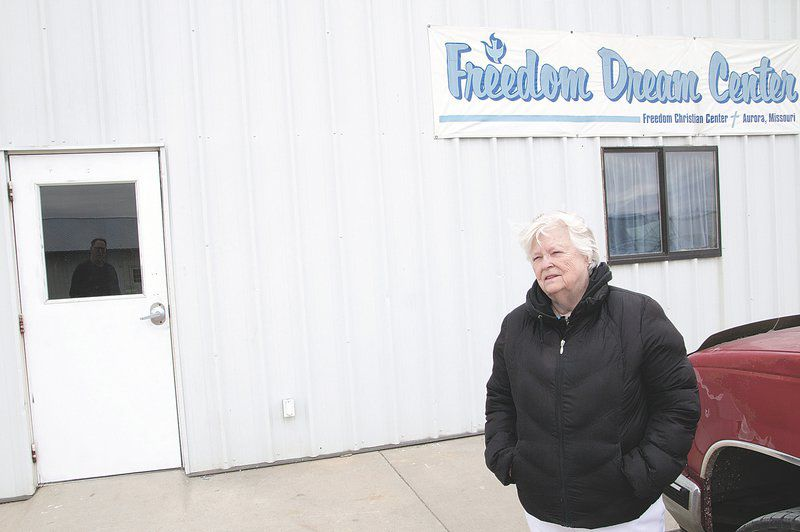 Rich Brown: Freedom Dream Center offers help to hurting people