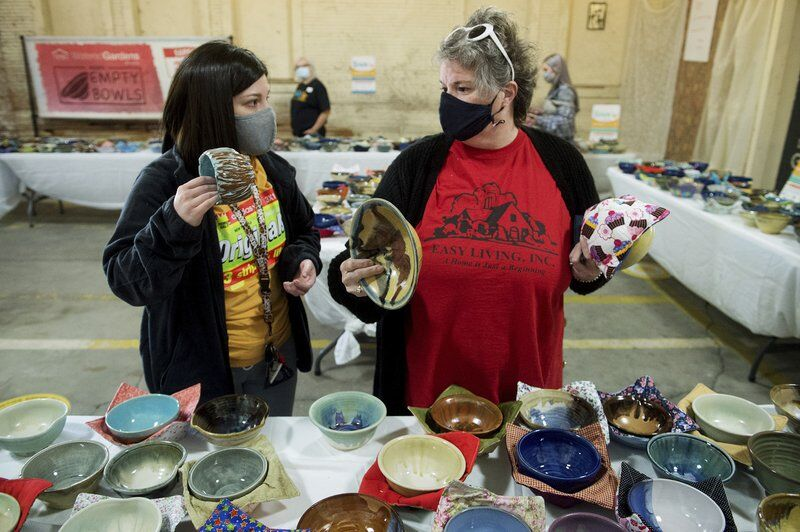 Empty Bowls fundraiser helps feed hungry