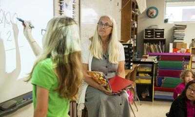 College Heights Christian teacher wins classroom makeover from Velcro Cos.