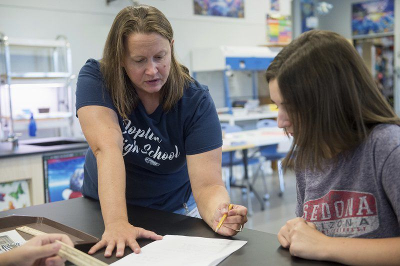Citing some progress, local educators continue push for more women in STEM