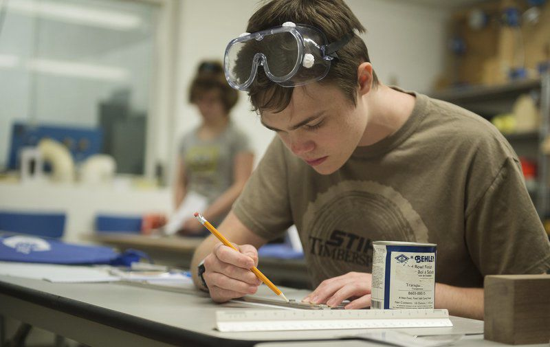 Crowder College manufacturing camp teaches teens value of innovation, entrepreneurship