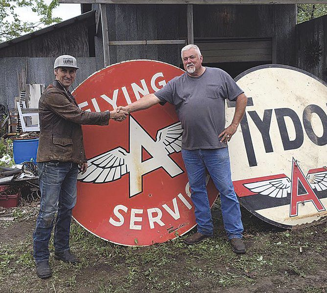 'American Pickers' TV show looking for 'rusty gold' in Missouri