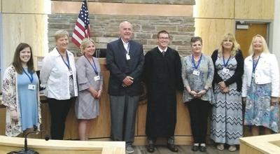 Jasper County CASA chapter inducts newest group of advocates