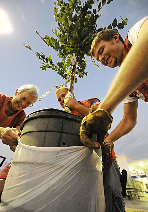 Lowe S Berry Family Nurseries Give Away 1 000 Trees