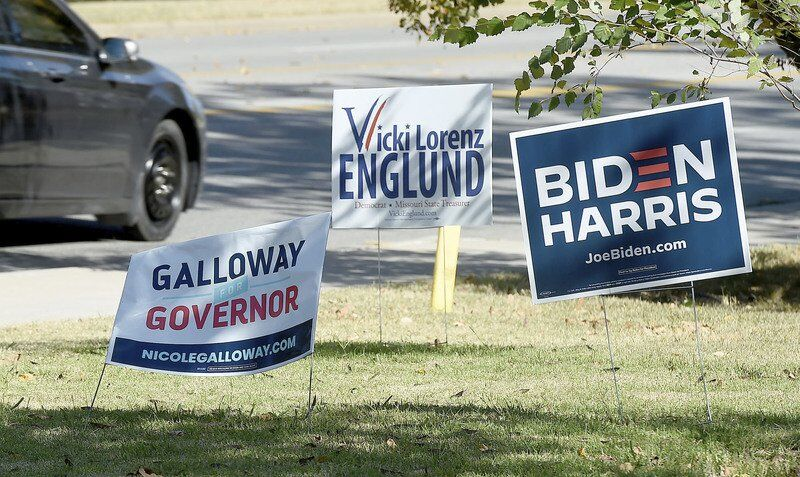 Officials issue reminder on campaign sign rules, thefts, vandalism