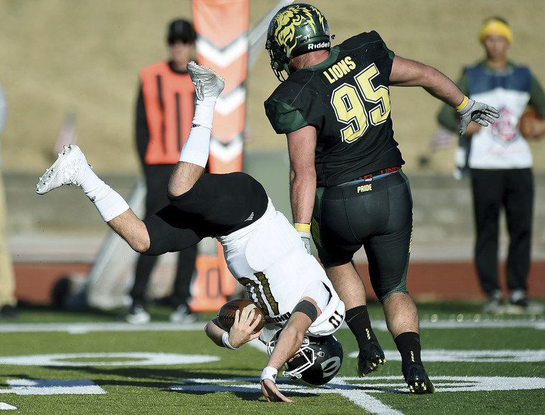 Park sidelined with injury as Lions fall to Emporia State
