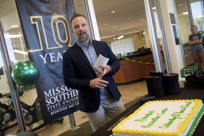 MSSU's Beimdiek Recreation Center turns 10