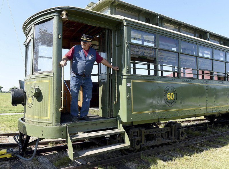 Webb City streetcar sports new engine, other upgrades