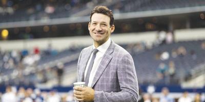 Tony Romo withdraws from PCCC