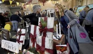 Crafty sales: Two of the area's biggest events set for Saturday