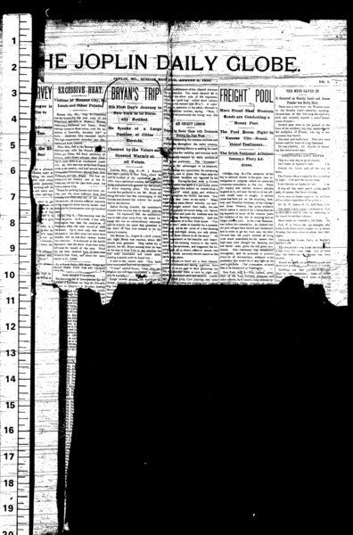 Andy Ostmeyer: Looking back for the Globe's 125th anniversary
