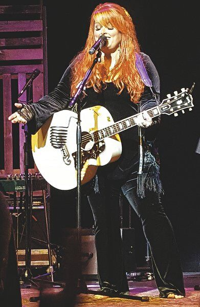 Wynonna Judd to perform at Coleman Theatre