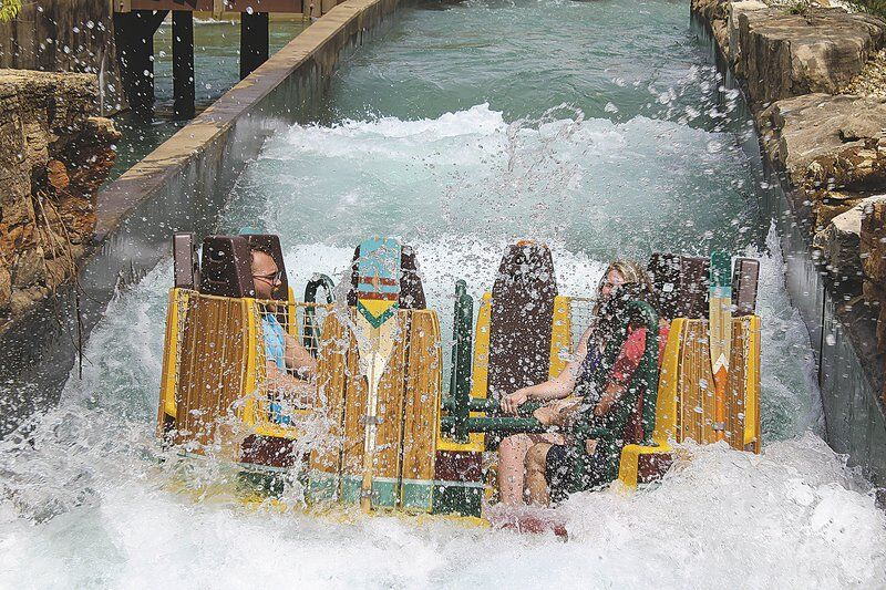 Silver Dollar City introduces new water raft ride