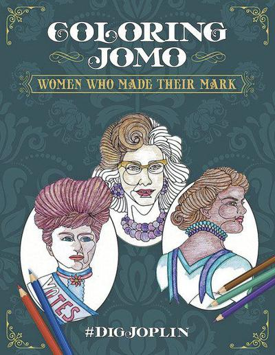 Never forgotten: New coloring book honors Joplin women and their historical contributions