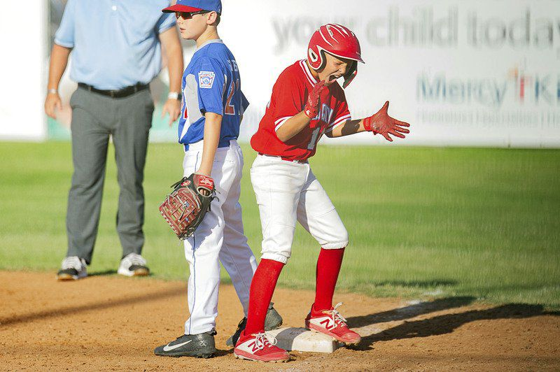 Webb City Little League rallies for 8-5 win to clinch state title