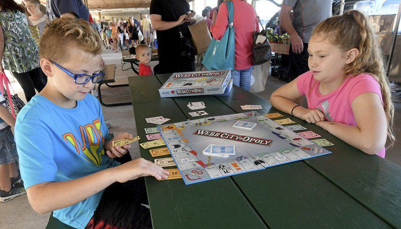 Ohio company creates Webb City, Pittsburg versions of Monopoly