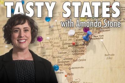 Amanda Stone's Tasty States