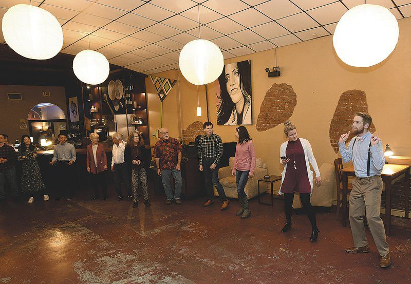 1920 meets 2020 tonight as Joplin coffee shop becomes a speakeasy