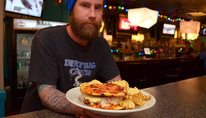 picture of pizza burger delivered across the country | local news
