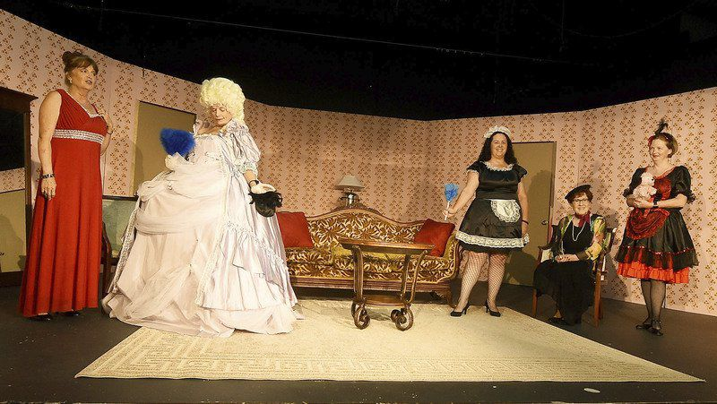 'Always a Bridesmaid' kicks off 2019-2020 Stone's Throw Theatre season