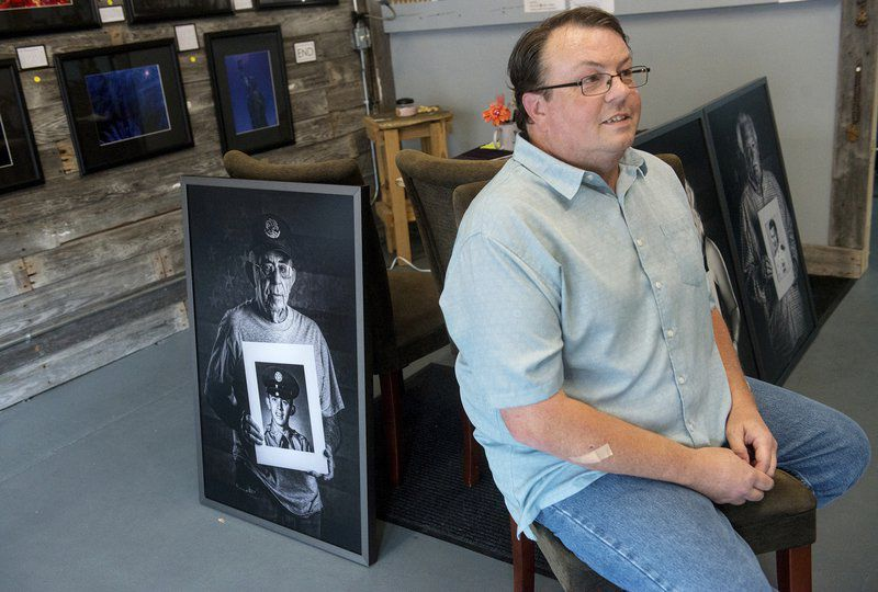 Photography project that highlights everyday veterans on display in Joplin gallery