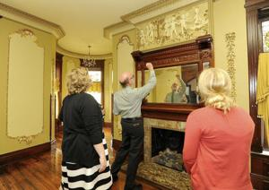 New museum project to involve historic houses